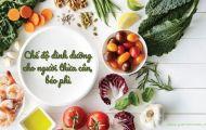 Dinh dưỡng khoa học cho người thừa cân, béo phì