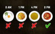8 sai lầm thường mắc phải trong quá trình giảm cân