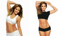 Jennifer Lopez đổ mồ hôi tập luyện để duy trì vẻ tươi trẻ tuổi 50