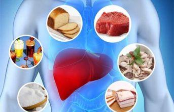Những thực phẩm gây hại đến gan nên tránh xa