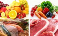 Thiết lập chế độ dinh dưỡng ngày nắng nóng