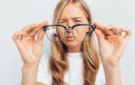 Khắc phục tình trạng mắt bị dại khi đeo kính cận