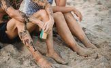 5 cách giữ hình xăm vào mùa hè