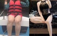 Cô gái lột xác ngoạn mục khiến bạn trai phải hối hận
