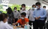 TP.HCM khởi động chiến dịch tiêm chủng vaccine Covid-19 lớn nhất lịch sử