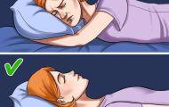 6 tư thế ngủ tốt cho sức khỏe mà nhiều người không biết