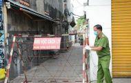 Tháo gỡ thêm 9 địa điểm phong tỏa dịch Covid-19 ở TP Hồ Chí Minh