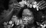Kỳ lạ bộ tộc phụ nữ không xăm mình bị 'ế' chồng