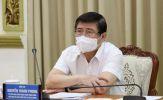 Chủ tịch TPHCM: 'Chưa kiểm soát được dịch COVID-19 trong cộng đồng'