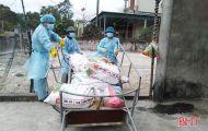 Hà Tĩnh kịp thời khống chế ổ dịch cúm gia cầm H5N6
