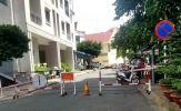 TP.HCM tạm phong tỏa lô 4 chung cư Phú Thọ quận 11 do liên quan ca COVID-19