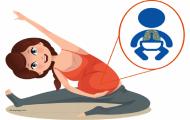 Tập thể dục khi mang thai giúp ích cho chức năng phổi của em bé