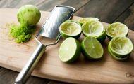 Những lợi ích tuyệt vời cho sức khỏe từ vỏ chanh